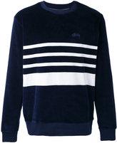 Stussy striped jumper