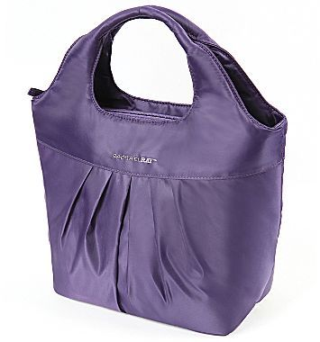 Rachael Ray Pleated Lunch Tote
