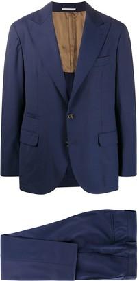 Brunello Cucinelli Wool Two-Piece Suit