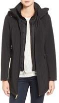 Ellen Tracy A-Line Soft Shell Jacket