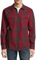Zoo York Long Sleeve Flannel Shirt
