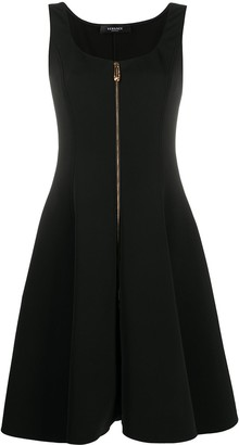 Versace Square Neck Dress