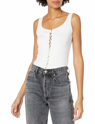 Only Hearts Women's Delicious Tank with Lacing