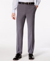Lauren Ralph Lauren Men's Grey Check Classic-Fit Dress Pants
