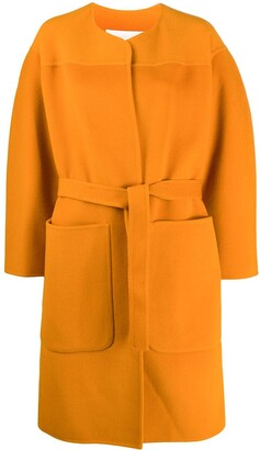 See by Chloe Belted Oversized Coat