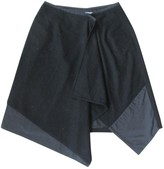 IRO Black Wool Skirts