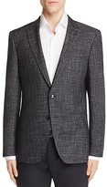 HUGO BOSS Weave Peak Lapel Slim Fit Sport Coat
