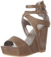 Koolaburra Women's Whitney Wedge Sandal