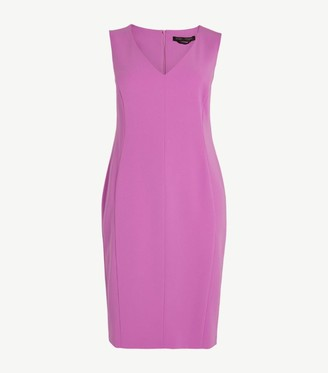 Marina Rinaldi Pencil Midi Dress