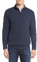 Rodd & Gunn Men's 'The Dasher' Quarter Zip Lambswool Sweater