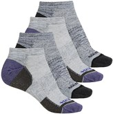 Weatherproof All-Purpose Outdoor Socks - 4-Pack, Below the Ankle (For Women)