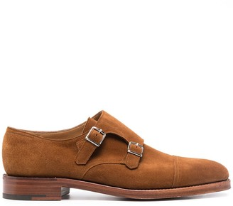 John Lobb William classic monk shoes