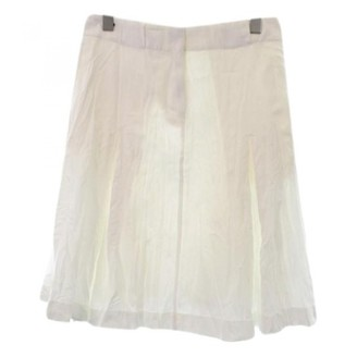 Acne Studios White Skirt for Women