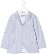 La Stupenderia striped blazer
