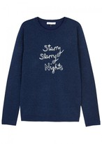 Bella Freud Starry Starry Nights Wool Blend Jumper