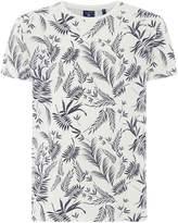 Gant Leaf Printed T-shirt