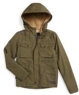 O'Neill Boy's Anchorage Utility Jacket