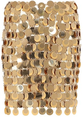 Paco Rabanne Chainmail miniskirt