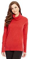 Antonio Melani Cashmere Rucci Cowl Neck Sweater