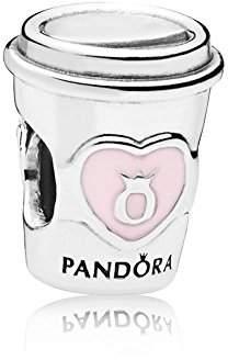 Pandora Women Silver Bead Charm - 797185EN160