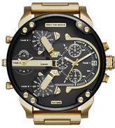 Diesel Stainless Steel Multi-Movement Bracelet Watch