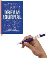Knock Knock Dream Journal & Oh, Jo'y!/Oh, Crap' Inner-Truth Pen