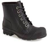 Hunter Men's 'Original' Lace Up Rain Boot