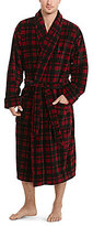 Polo Ralph Lauren Buffalo Plaid Microfleece Robe
