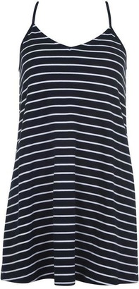 Jack Wills Brondesbury Striped Jersey Swing Dress