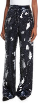 Libertine Sequin-Embellished Trousers