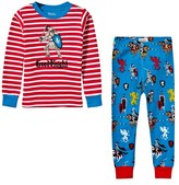 Hatley Red Stripe Knight Pyjamas