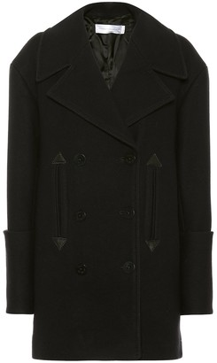 Victoria Victoria Beckham Wool-blend coat