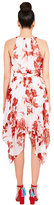 Betsey Johnson Rouge Floral Dress