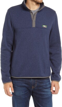 L.L. Bean Sweater Fleece Pullover