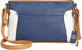 Giani Bernini Sandalwood Crossbody, Created for Macy's