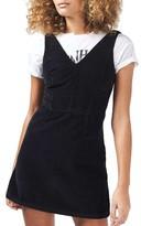 Topshop Women's Corduroy Dress