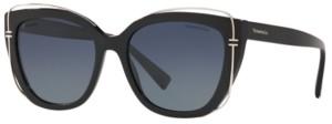 Tiffany & Co. Polarized Sunglasses, TF4148 54