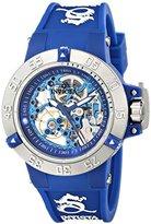 Invicta Women's 17135 Subaqua Analog Display Mechanical Hand Wind Blue Watch