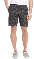 Jeremiah Men's Big Surf Print Hybrid Shorts