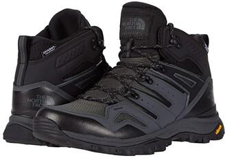 The North Face Hedgehog Fastpack II Mid Waterproof (TNF Black/Dark Shadow Grey) Men's Shoes