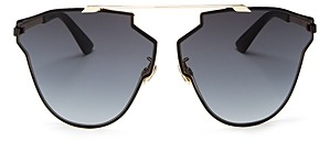Christian Dior Women's DiorSoRealFast Brow Bar Mask Sunglasses, 69mm