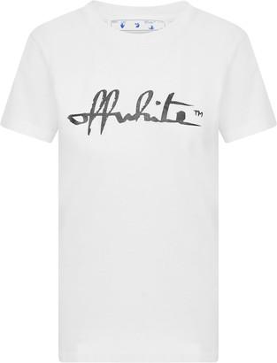 Off-White Script T-shirt