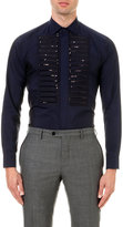 Etro Sequin-embroidered Cotton Shirt