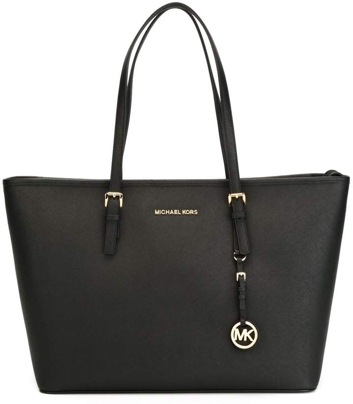 MICHAEL Michael Kors Jetset Travel Saffiano Leather Tote Bag