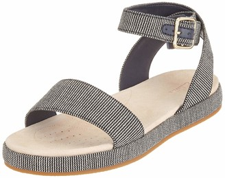 Clarks Botanic Ivy Womens Ankle-Strap