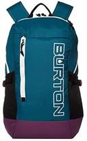 Burton Prospect 2.0 20L Solution Dyed Backpack (Deep Lake Teal) Backpack Bags