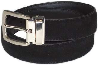 Isaac Mizrahi Suede Reversible Belt (Boys)