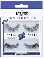 Eylure Strip Lashes Love it? Try It! Lengthening Number 118/114 - Pack of 2 by Original Additions