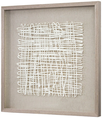 "Crystal Art Handmade Rice Paper Wall Art (24"" x 24"")"