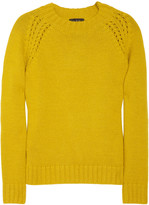 A.P.C. Wool and alpaca-blend sweater